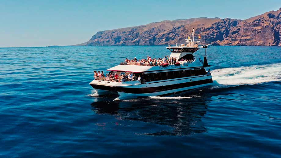 Royal Delfín Boat