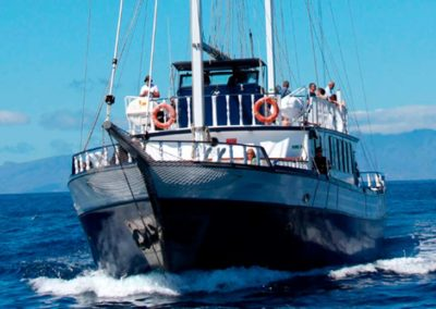 Mar de Ons Boat