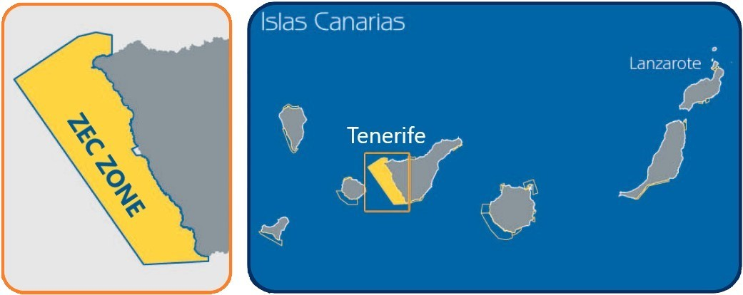 Teno-Rasca Marine Strip